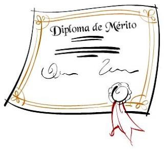 Diplomas de mérito