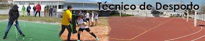 Técnico de desporto